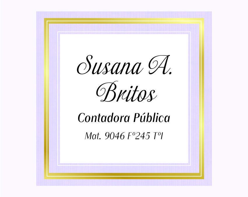 Contadora Susana Britos