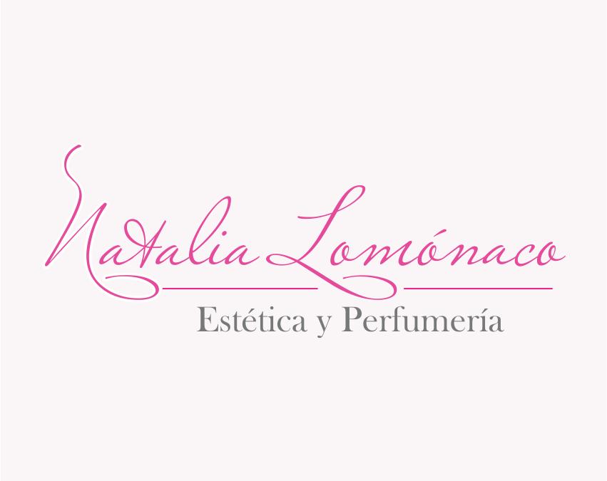 Natalia Lomónaco, estética y perfumería