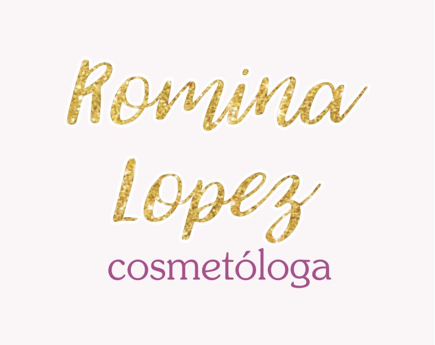 Romina López Cosmetóloga