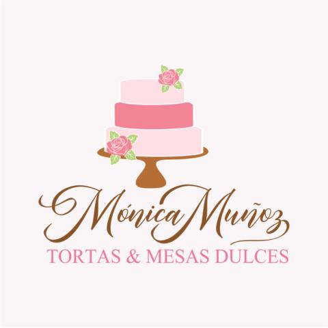 Mónica Muñoz, tortas y mesas dulces